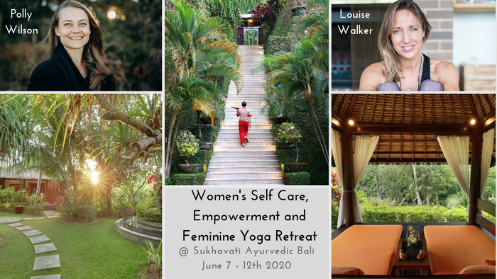 Bali Feminine Yoga & Self Development Retreat- Shared Occupancy, 1 Bed Private Pool Villa, Early Bird pricing