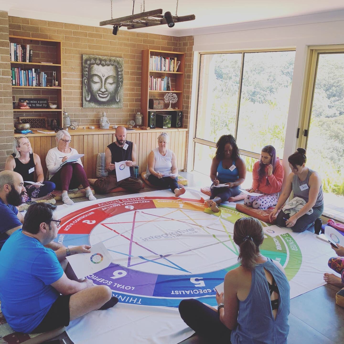 'Feeling & Healing - Your Relationships and The Enneagram' - One Day Retreat at Kodama - Sun May 17th