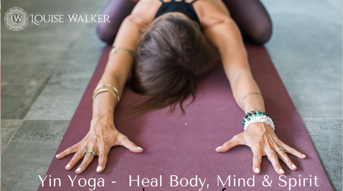 Drop in - Yin Yoga - Heal Body, Mind and Spirit - 1 session