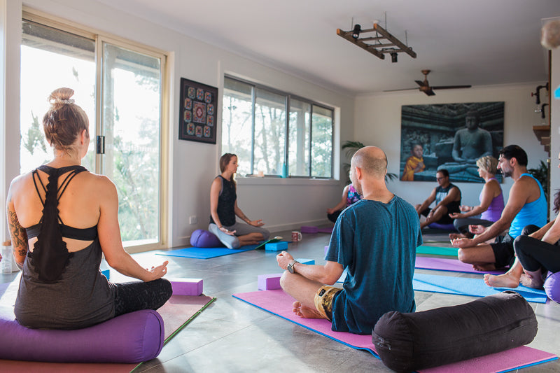 Yoga for Inner Peace - Slow flow, yin & meditation 5 week course - Mon 9.30-11am Starts July 20th