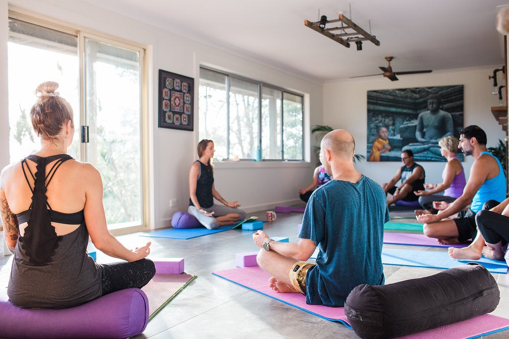 Vinyasa Flow - ONLINE for 60 mins - Wed May 20th - 7.30-8.30am AUS