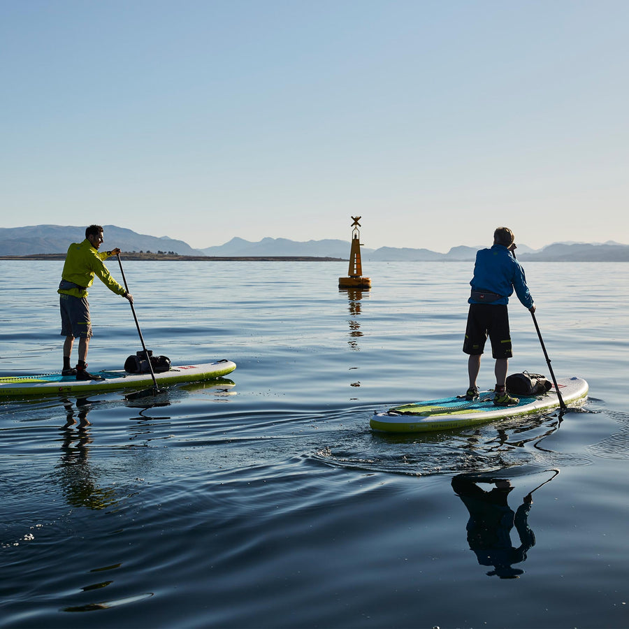 Stand Up Paddleboard Tour Beautiful Scenery