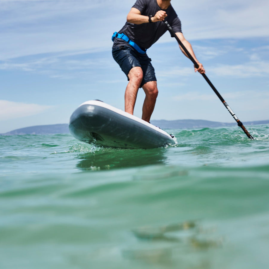 Freshwater Surf Goods Vancouver SUP School Advanced Stand Up Paddleboard (SUP) Skills Course Cross Draw