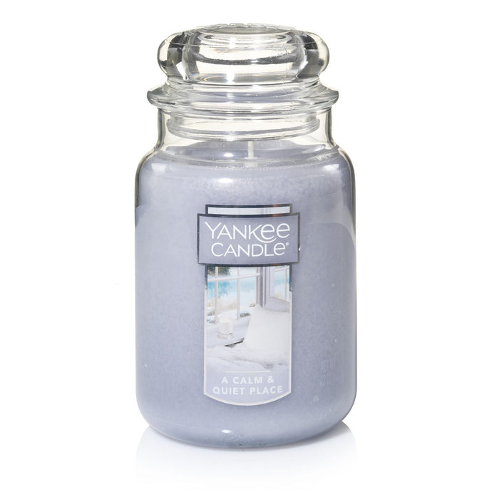 Yankee Classic Jar Candle - Large - A Calm & Quiet Place