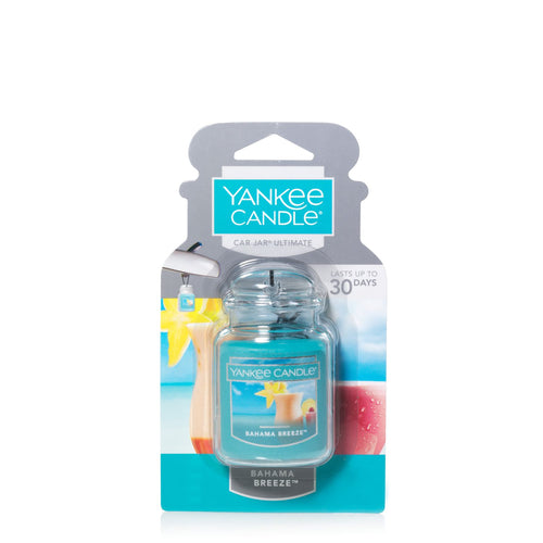 Yankee Car Jar Ultimate - Bahama Breeze - Candle Cottage