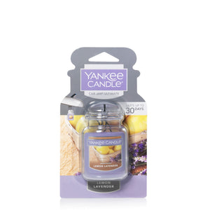 Yankee Car Jar Ultimate - Lemon Lavender - Candle Cottage