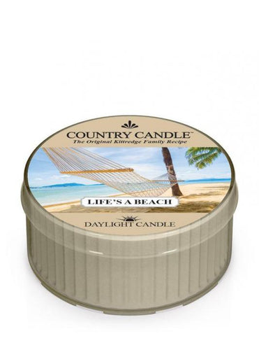Country Candle Daylight - Life's a Beach