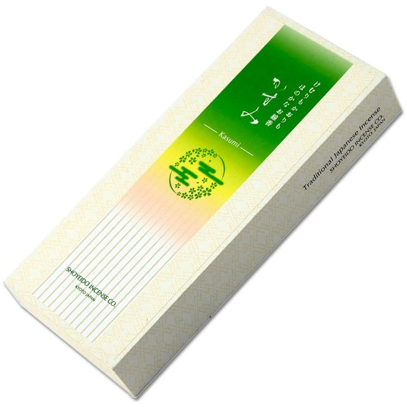 Shoyeido Low Smoke Incense - Gossamer - Candle Cottage