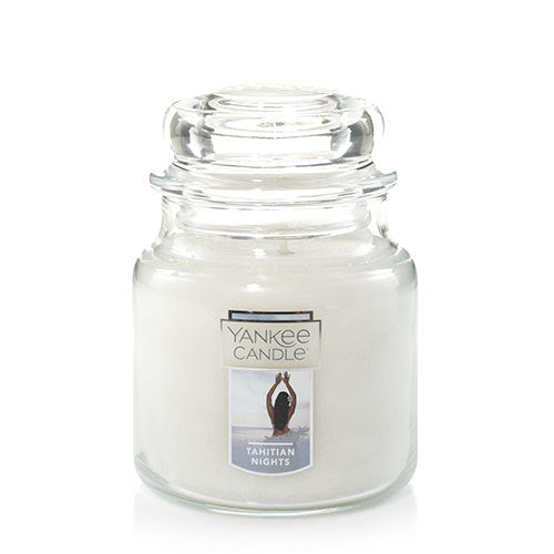 Yankee Classic Jar Candle - Tahitian Nights - Candle Cottage