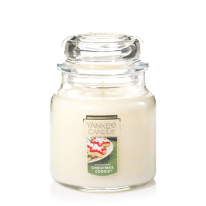 Yankee Classic Jar Candle - Medium - Christmas Cookie