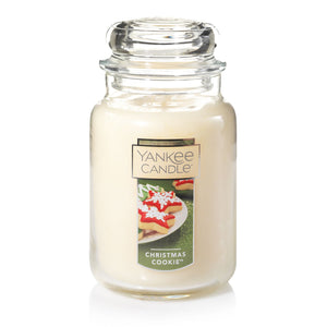 Yankee Classic Jar Candle - Large - Christmas Cookie