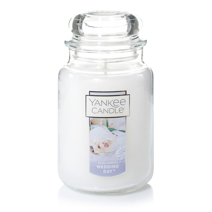Yankee Classic Jar Candle - Large - Wedding Day