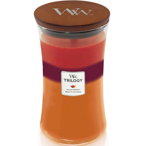 WoodWick - Large - Autumn Harvest Trilogy