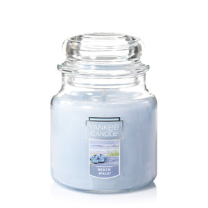 Yankee Classic Jar Candle - Medium - Beach Walk