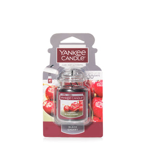 Yankee Car Jar Ultimate - Black Cherry - Candle Cottage