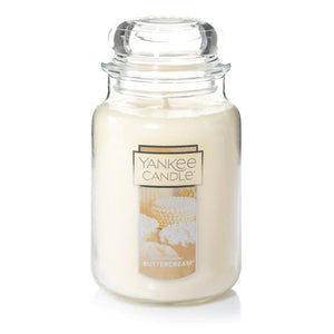 Yankee Classic Jar Candle - Large - Buttercream