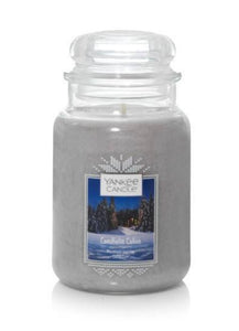 Yankee Classic Jar Candle - Large - Candlelit Cabin