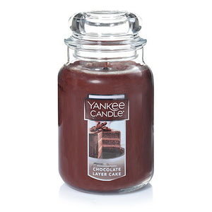 Yankee Classic Jar Candle - Large - Chocolate Layer Cake