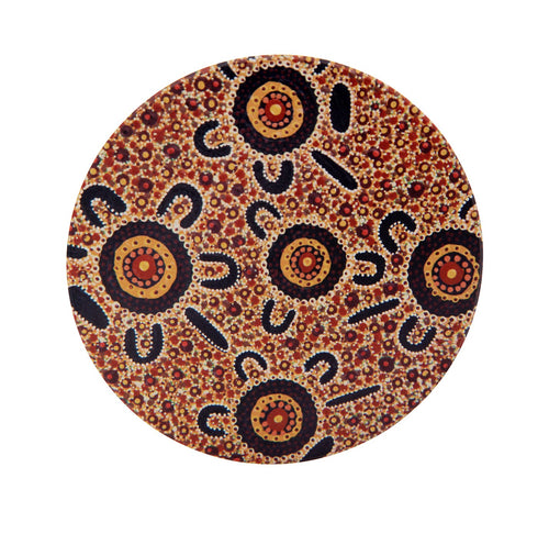 Coaster - Families Gathering Bush Tucker