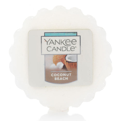 Yankee - Wax Melt Tarts - Coconut Beach