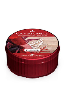 Country Candle Daylight - Flannel
