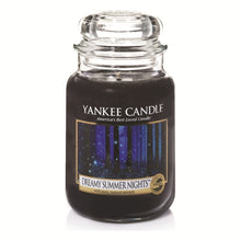 Yankee Classic Jar Candle - Large - Dreamy Summer Nights Original Label