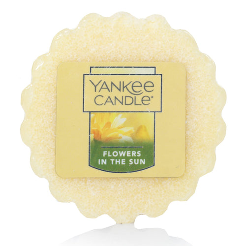 Yankee - Wax Melt Tarts - Flowers in the Sun