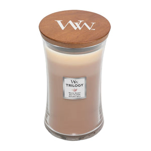 WoodWick - Large - Golden Treats - Trilogy