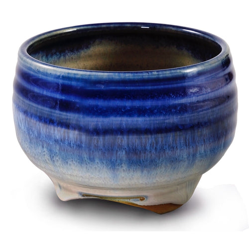 Shoyeido - Blue Rim Incense Bowl