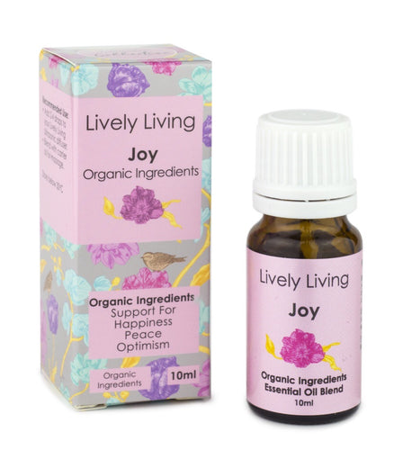 100% Certified Organic Essential Oil - Joy