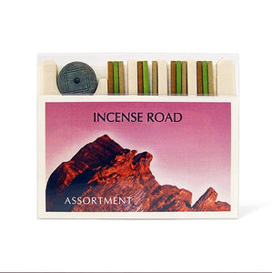 Shoyeido Incense Road 12-Stick Assortment - Candle Cottage