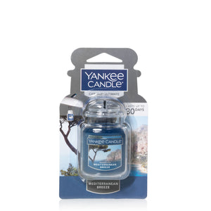 Yankee Car Jar Ultimate - Mediterranean Breeze - Candle Cottage