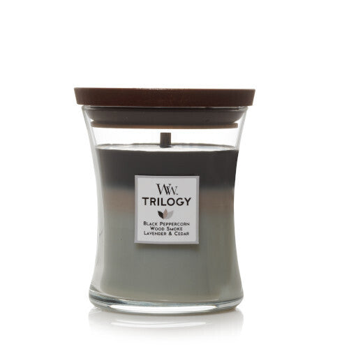 WoodWick - Medium - Mountain Air Trilogy