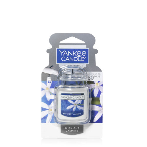 Yankee Car Jar Ultimate - Midnight Jasmine - Candle Cottage