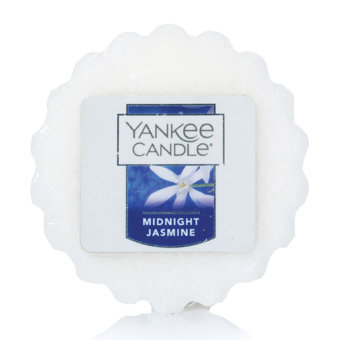 Yankee - Wax Melt Tarts - Midnight Jasmine