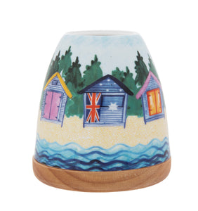Aussie Minikin - Brighton Beach Boxes - Candle Cottage