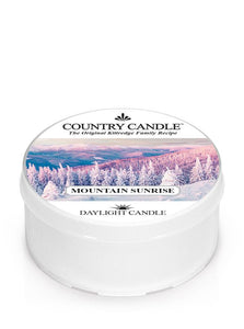 Country Candle Daylight - Mountain Sunrise