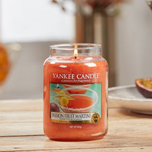 Yankee Classic Jar Candle - Medium - Passion Fruit Martini Original Label