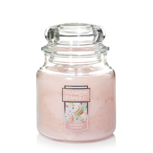 Yankee Classic Jar Candle - Medium - Rainbow Cookie
