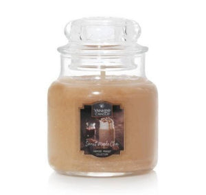 Yankee Classic Jar Candle - Medium - Sweet Maple Chai