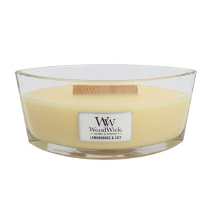 WoodWick Hearthwick Lemongrass & Lily