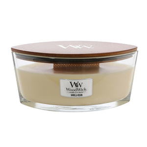 WoodWick Hearthwick Vanilla Bean - Candle Cottage