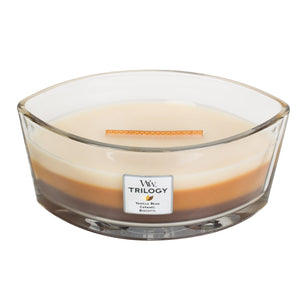 WoodWick Hearthwick Trilogy Cafe Sweets - Candle Cottage