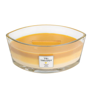 WoodWick Hearthwick Trilogy Fruits of Summer - Candle Cottage