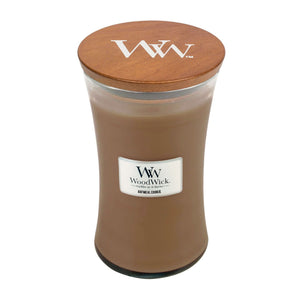 WoodWick - Large - Oatmeal Cookie