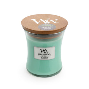 WoodWick - Clean Rain - Candle Cottage