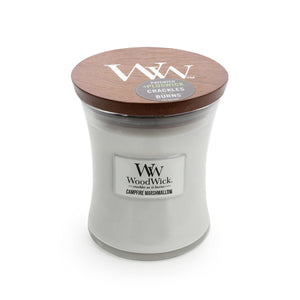 WoodWick - Campfire Marshmallow - Candle Cottage