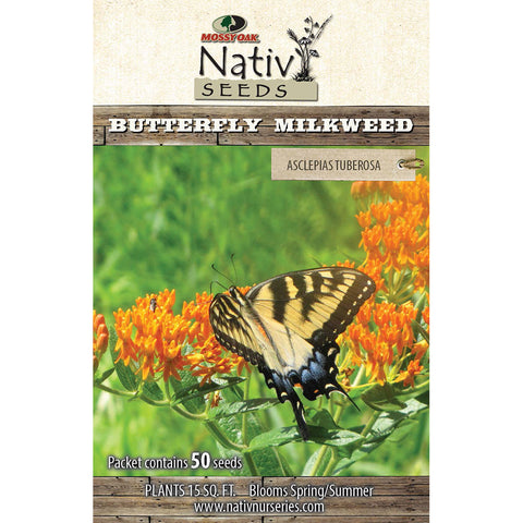 Butterfly Milkweed (Asclepias tubersosa)