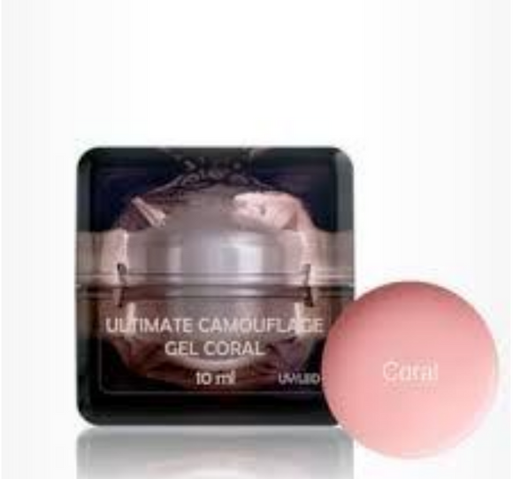 ULTIMATE CAMOUFLAGE CORAL GEL 15ML