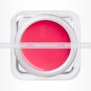 Colored Gel Dahlia Red